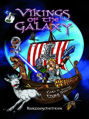 cover image of Vikings of the Galaxy