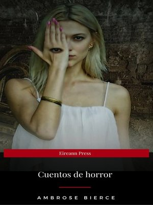 cover image of Cuentos de horror (Eireann Press)