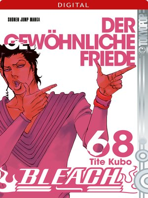 cover image of Bleach 68