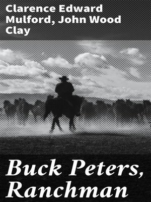 cover image of Buck Peters, Ranchman
