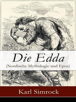 cover image of Die Edda (Nordische Mythologie und Epos)