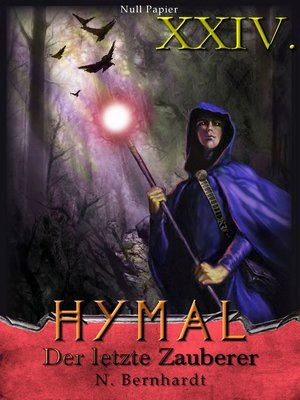 cover image of Der Hexer von Hymal, Buch XXIV