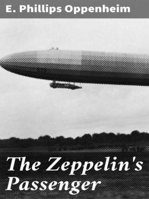 cover image of The Zeppelin's Passenger