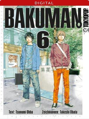 cover image of Bakuman. 06
