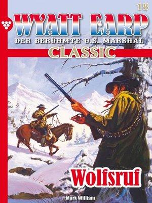 cover image of Wyatt Earp Classic 18 – Western
