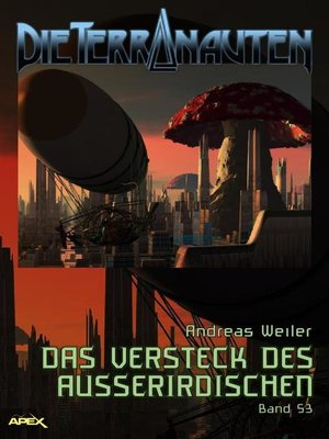 cover image of DIE TERRANAUTEN, Band 53
