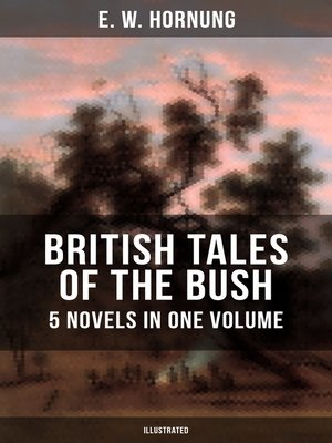cover image of BRITISH TALES OF THE BUSH