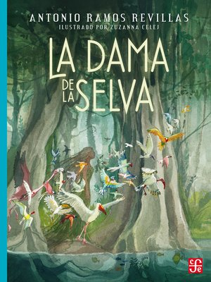cover image of La dama de la selva
