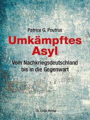 cover image of Umkämpftes Asyl