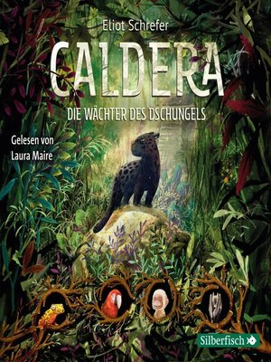 cover image of Die Wächter des Dschungels