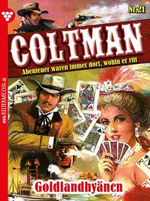 cover image of Coltman 21--Erotik Western