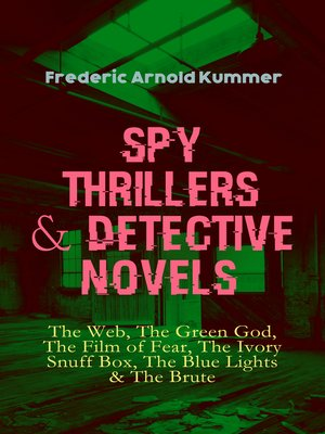 cover image of Spy Thrillers & Detective Novels