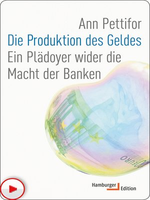 cover image of Die Produktion des Geldes