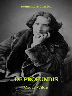 cover image of De Profundis (Indice attivo)