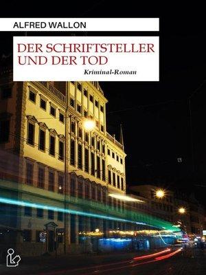 cover image of DER SCHRIFTSTELLER UND DER TOD