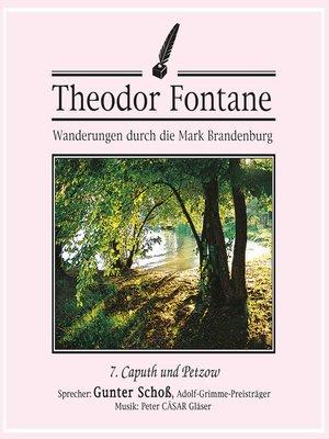 cover image of Wanderungen durch die Mark Brandenburg (07)