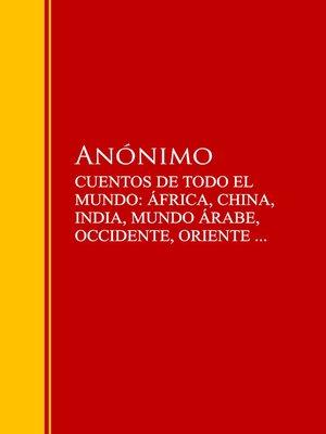 cover image of CUENTOS DE TODO EL MUNDO