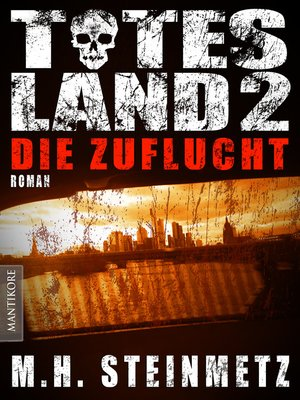 cover image of Totes Land 2--Die Zuflucht