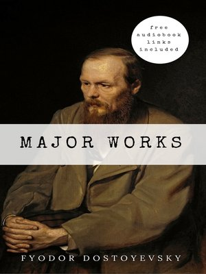 cover image of Fyodor Dostoyevsky