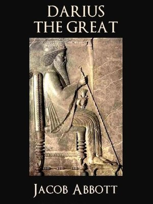 cover image of Darius the Great