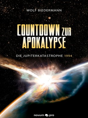 cover image of Countdown zur Apokalypse