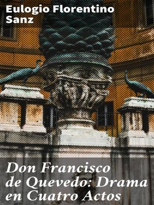 cover image of Don Francisco de Quevedo