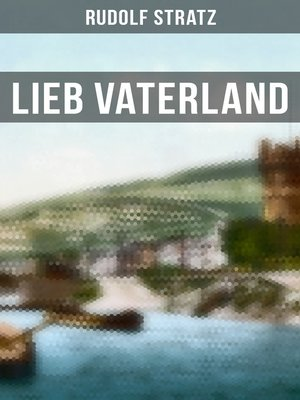 cover image of Lieb Vaterland