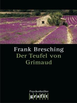 cover image of Der Teufel von Grimaud