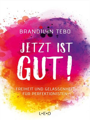 cover image of Jetzt ist gut!