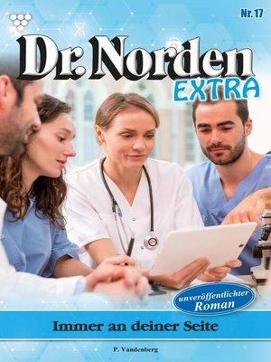cover image of Dr. Norden Extra 17 – Arztroman