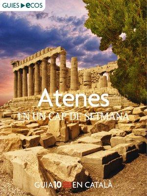 cover image of Atenes. En un cap de setmana
