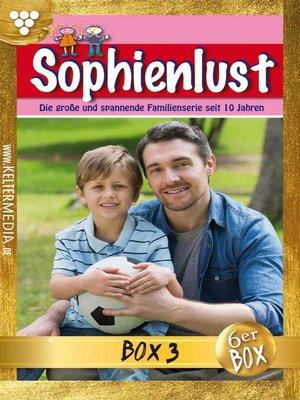 cover image of Sophienlust Jubiläumsbox 3 – Familienroman