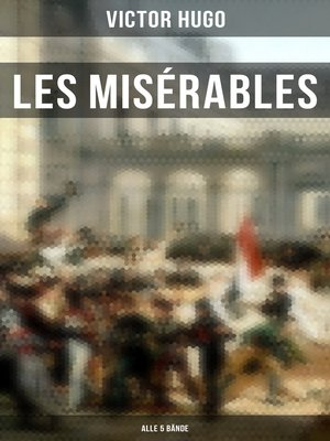 cover image of Les Misérables (Alle 5 Bände)