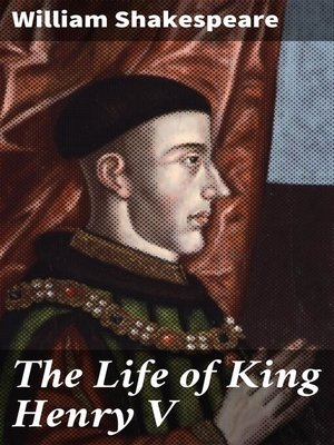 cover image of The Life of King Henry V