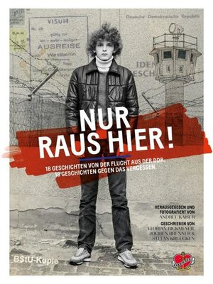 cover image of Nur raus hier!