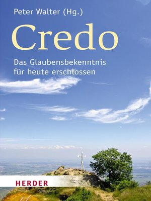 cover image of Credo