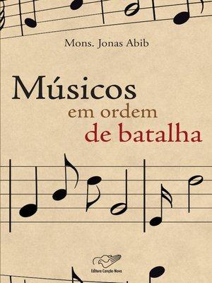cover image of Músicos em Ordem de Batalha