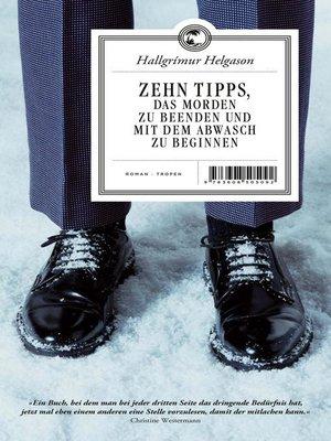 cover image of Zehn Tipps, das Morden zu beenden und mit dem Abwasch zu beginnen