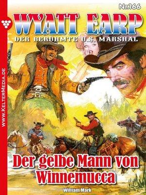 cover image of Wyatt Earp 166 – Western