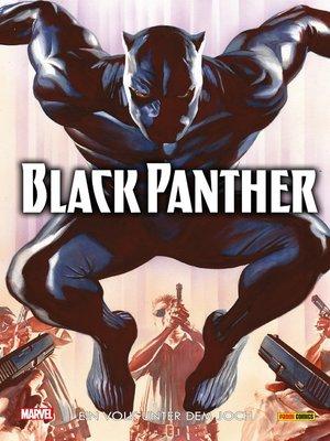 cover image of Black Panther 1 -Ein Volk unter dem Joch