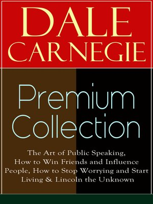 cover image of DALE CARNEGIE Premium Collection