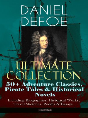 cover image of Daniel Defoe Ultimate Collection