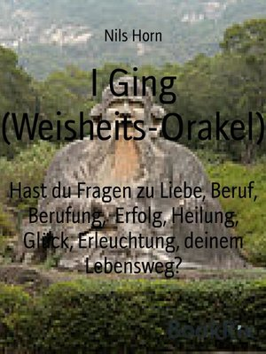 cover image of I Ging (Weisheits-Orakel)