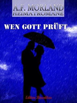 cover image of Wen Gott prüft