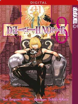 cover image of Death Note 08