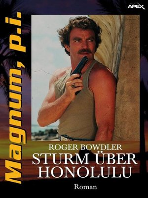 cover image of MAGNUM, P. I.