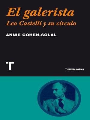 cover image of El galerista
