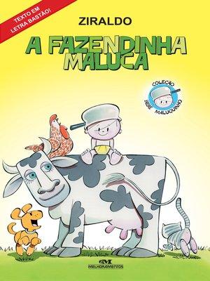 cover image of A Fazendinha Maluca