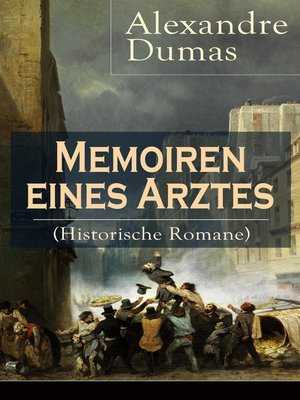 cover image of Memoiren eines Arztes (Historische Romane)