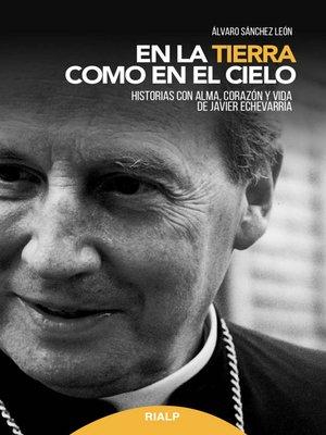 cover image of En la tierra como en el cielo